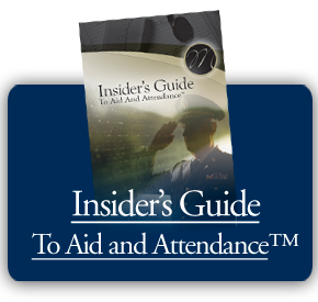 Insider's Guide To Aid and Attendance