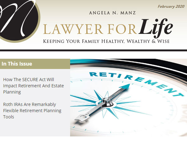 Lawyer for Life February 2020